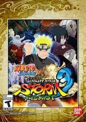 Download Naruto Shippuden: Ultimate Ninja Storm 3 Full Burst-RELOADED