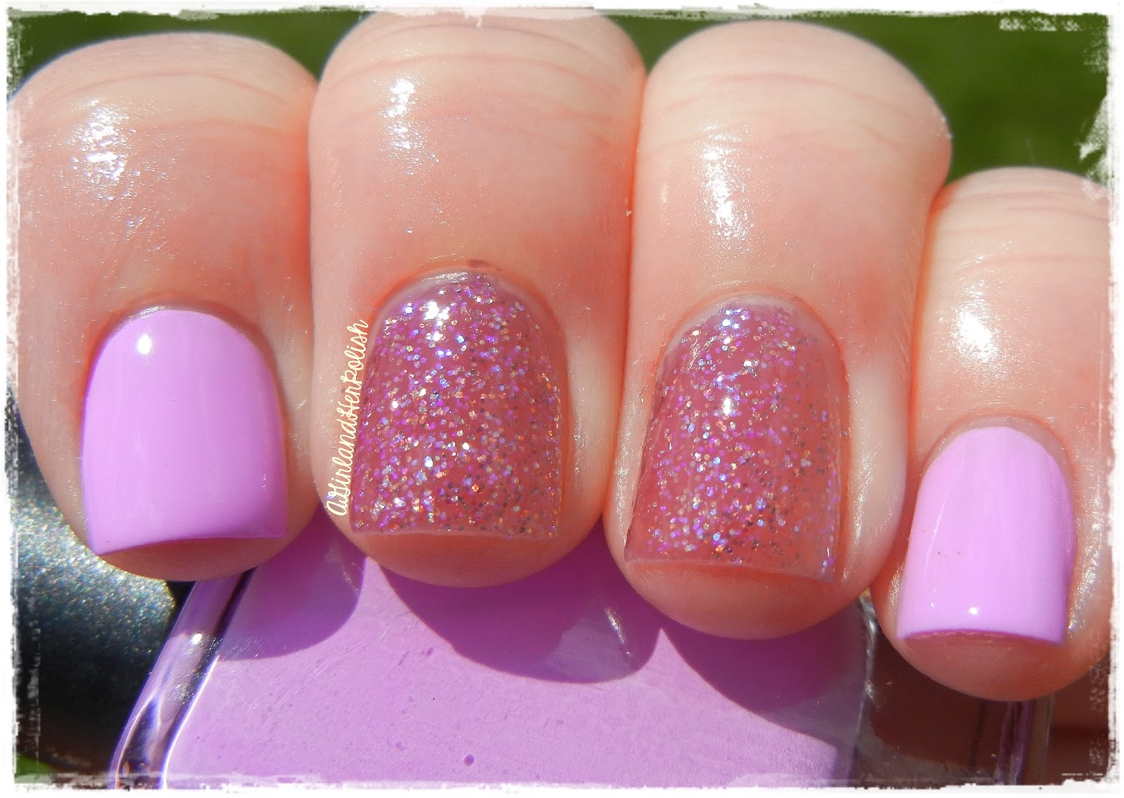 A Girl and Her Polish: August 2013