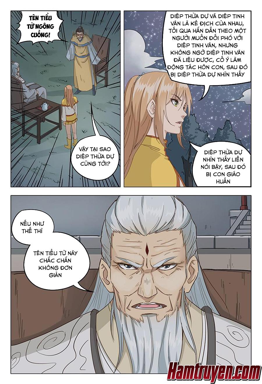 Vạn Giới Tiên Tung trang 7