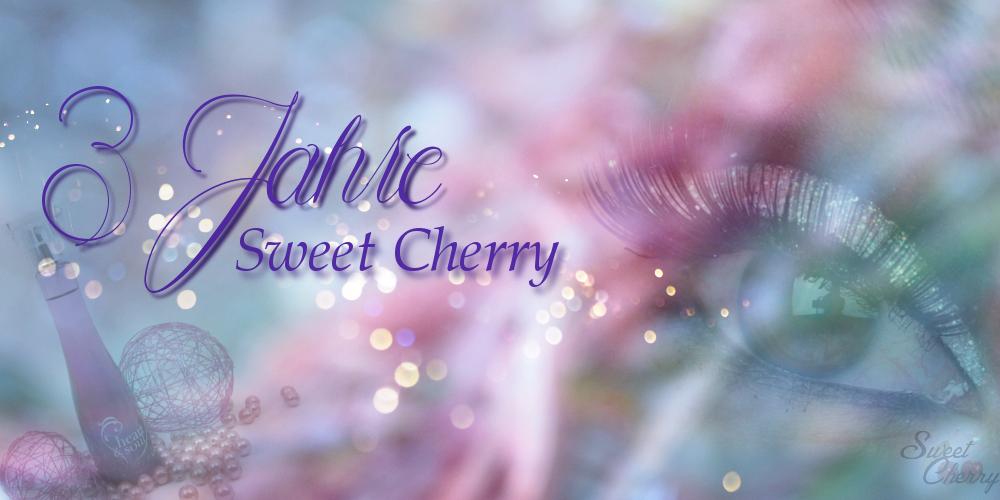 Sweet Cherry wird 3!