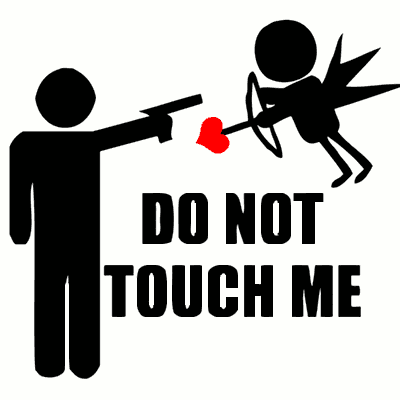 Stupid Cupid - DO NOT TOUCH ME