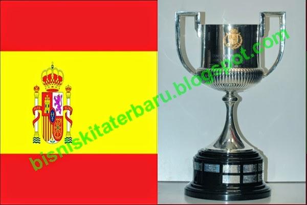 Jadwal Lengkap Pertandingan Babak 16 Besar Copa Del Rey Spanyol 2015