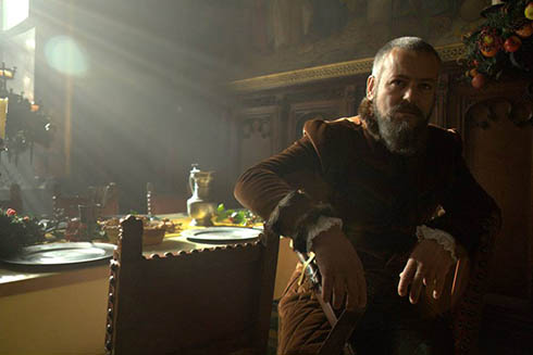 Rupert Graves is Lord Thomas Stanley in The White Queen