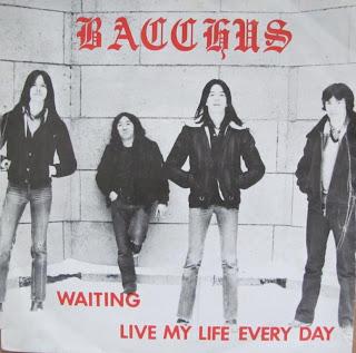 Bacchus (Belgium, 1982/3)