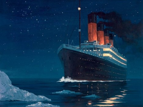 I had intended to post a list of Titanic Crime Fiction on Mystery Fanfare to ...