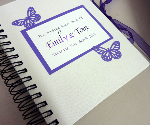 Inspired By Script: Emily & Tom Butterflies And Bombers