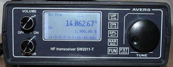трансивера SW-2011-T