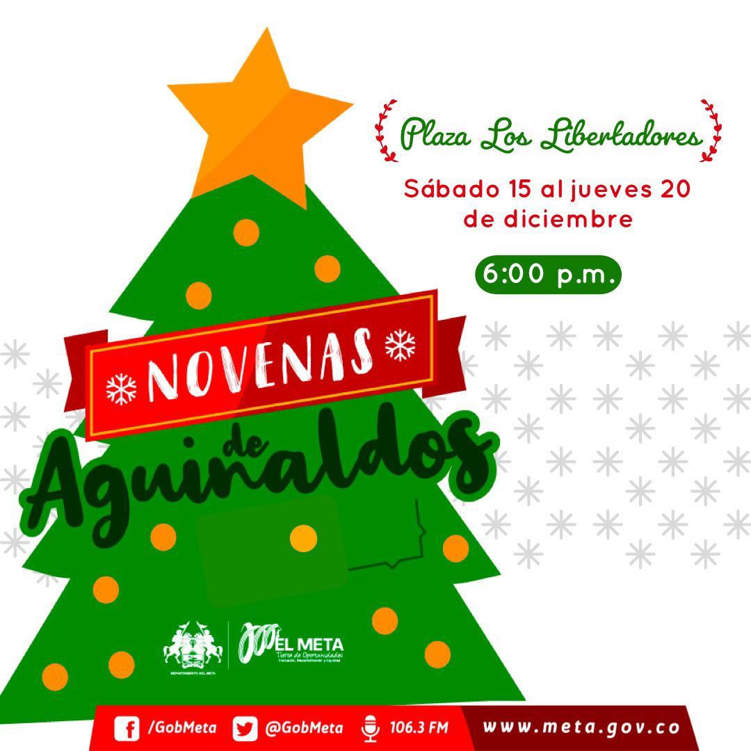 Novenas de Aguinaldos