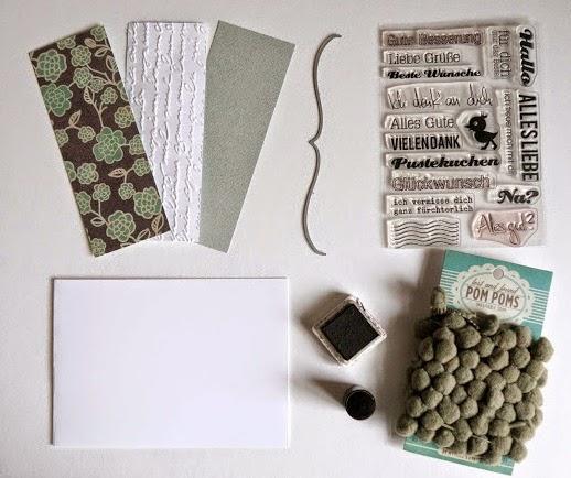 Kartenanleitung - Materialvorgaben von Mary-Jane für www.danipeuss.de