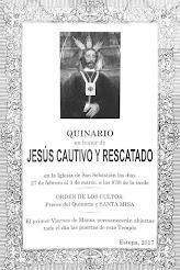 QUINARIO CAUTIVO