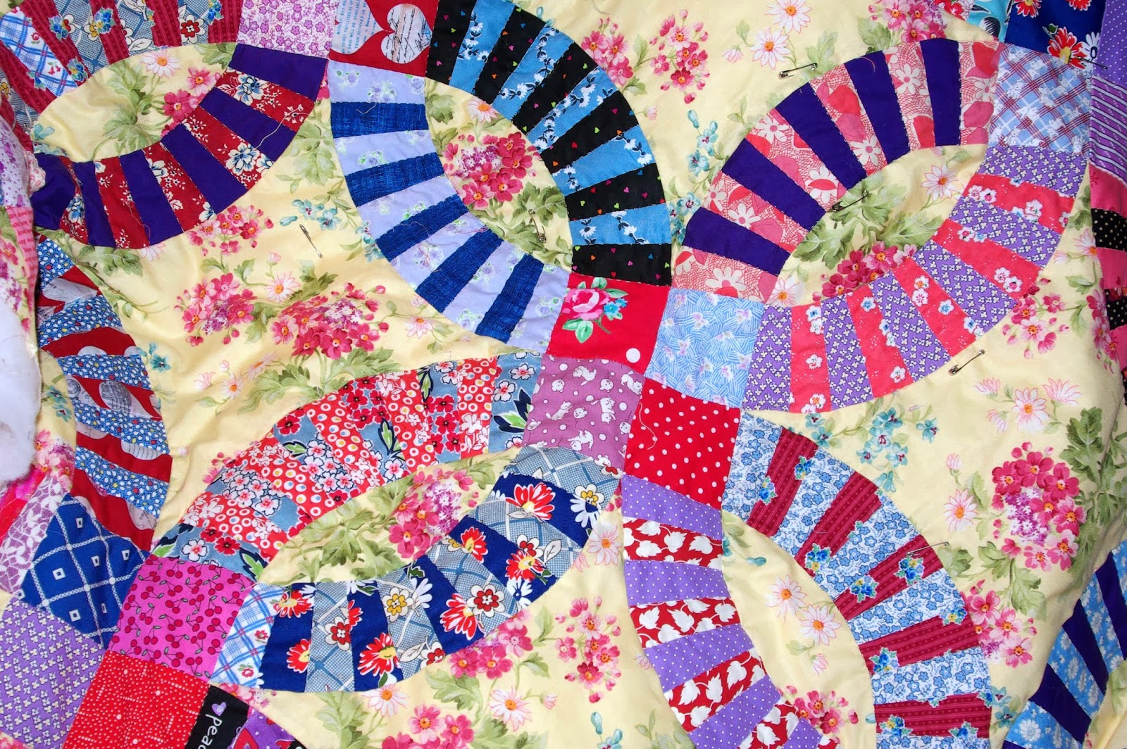 Sane, Crazy, Crumby Quilting: March 2014