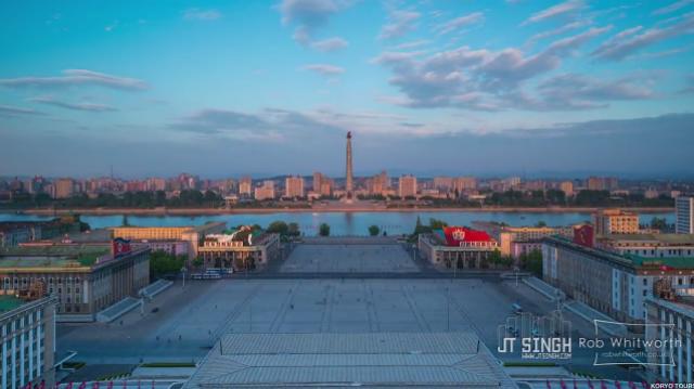 Enter Pyongyang: Una invitación a conocer la República Popular Democrática de Corea