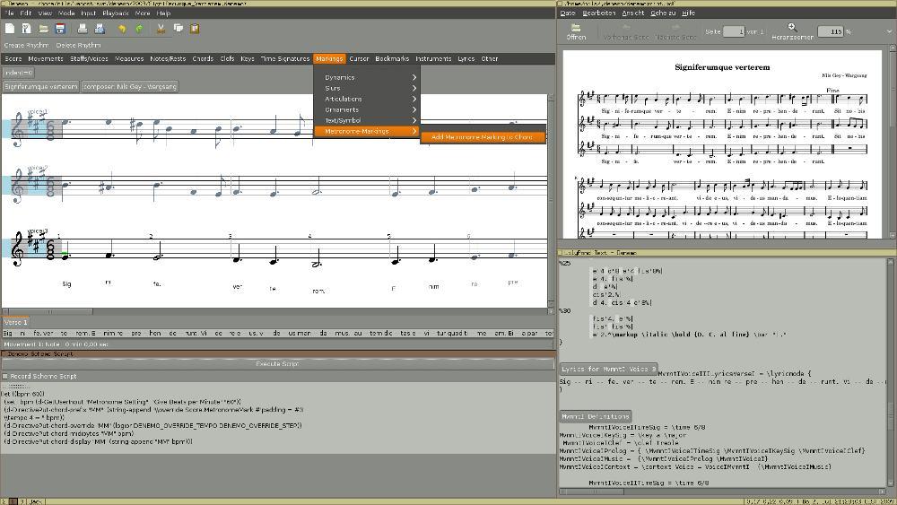 De Notacao Musical Que Permite Entrar Rapidamente Em Notacao Musical