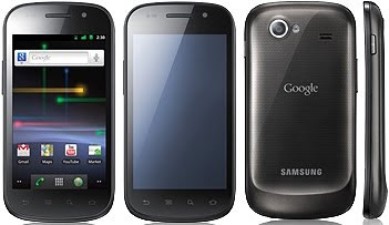 new Samsung Google Nexus S i9023 Smartphone Review 2011