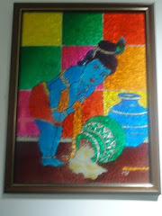 Glass Painting No.9