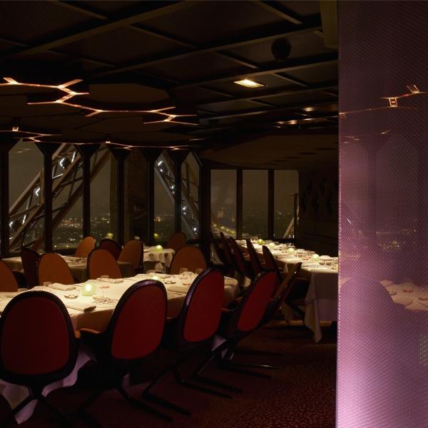 Passion For Luxury Le Jules Verne Restaurant