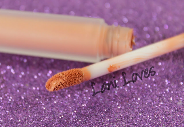 MUA Luxe Velvet Lip Lacquer - Tranquility Swatches & Review