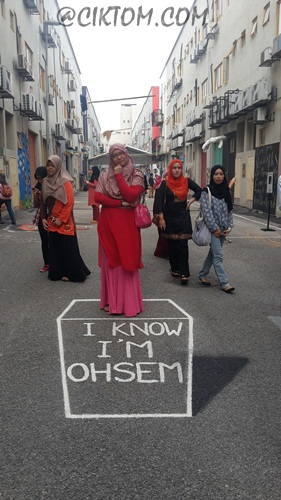 I Know I'm Ohsem