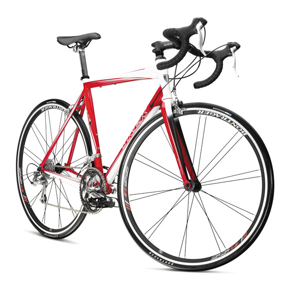 Trek bicycles, helmets,