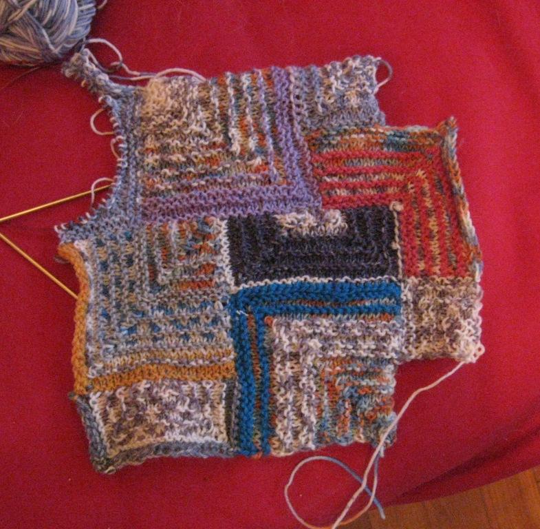 BaxterKnits: My Modular Knitting Experiment