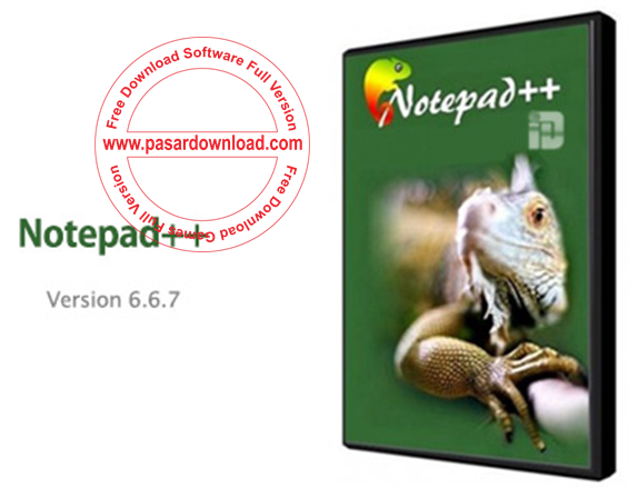 Download Notepad + + v6.6.7