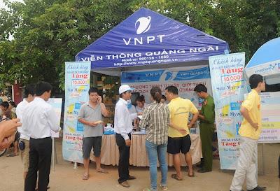 Cáp Quang VNPT Quảng Ngãi
