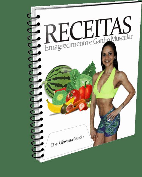 Ebook Grátis: Receitas Emagrecimento e Ganho Muscular