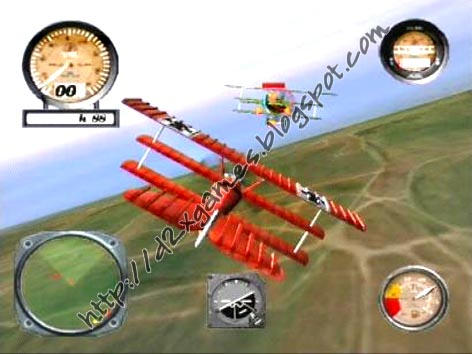 Free Download Games - Aces Of The Sky