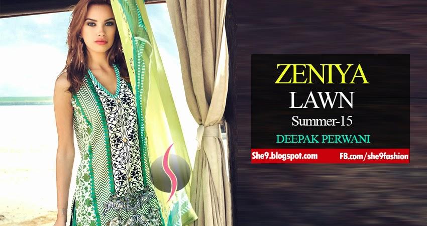 Zeniya Lawn Catalog 2015