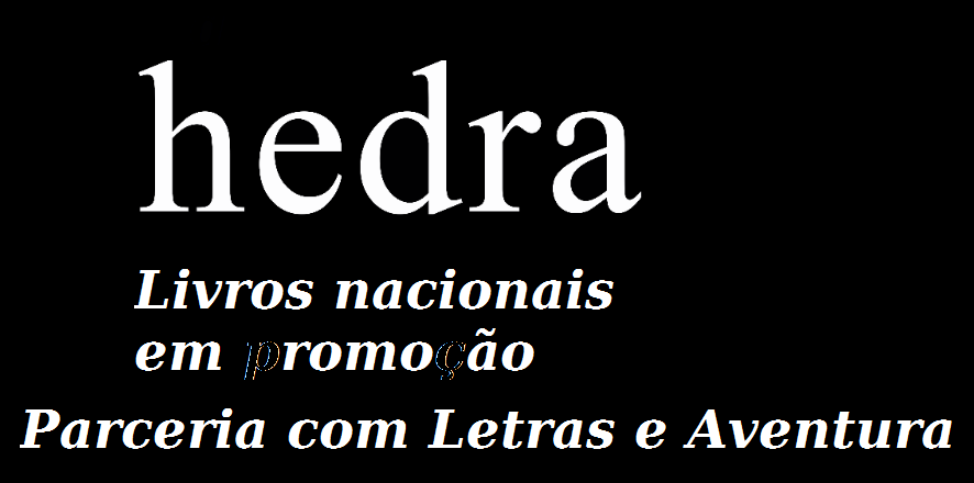 Parceria com Editora Hedra