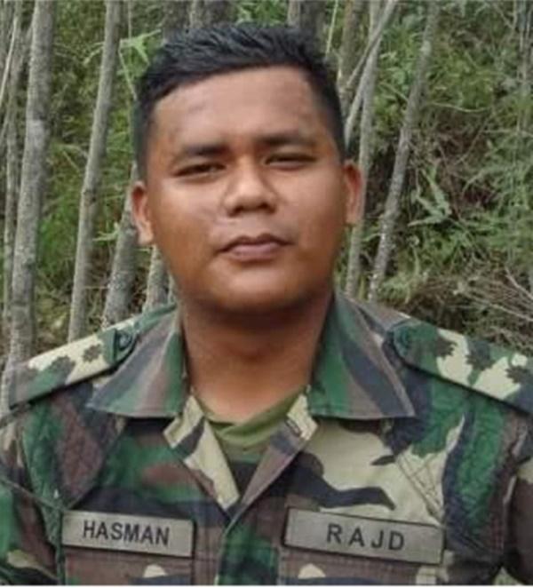 GEMPAR! Mayat Kapten Hasman Hussin Akhirnya Ditemui