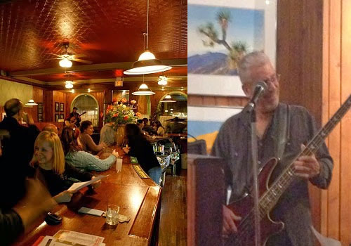 Open Mic Night with Tony Moza | Friday, August 7th ,2015 at 10:00 PM