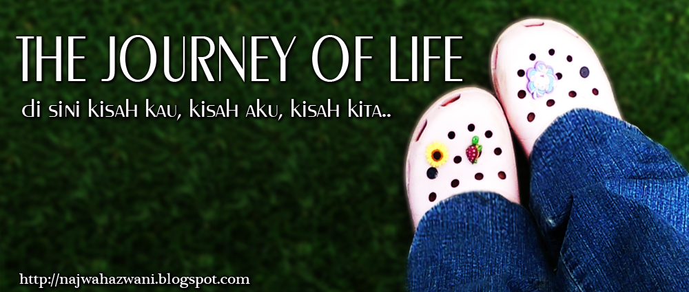 . the journey of life .