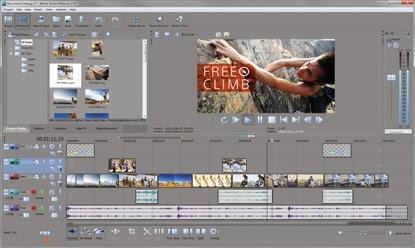 Sony Movie Studio Platinum 13.0.Build.878 full pacth