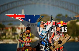 MOTOCICLISMO-Dany Torres se alzó con el freestyle 2011