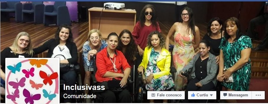 Inclusivass no Facebook