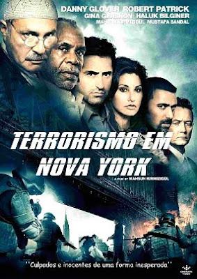 Filme Poster Terrorismo em Nova York DVDRip XviD Dual Audio & RMVB Dublado