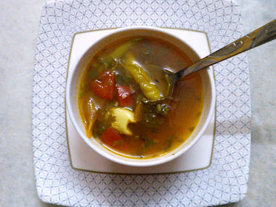 Lemon Rasam