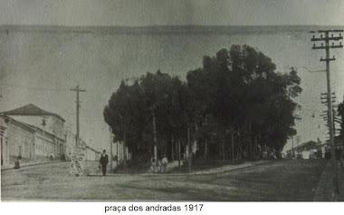 PRACA DA INTENDENCIA EM 1917