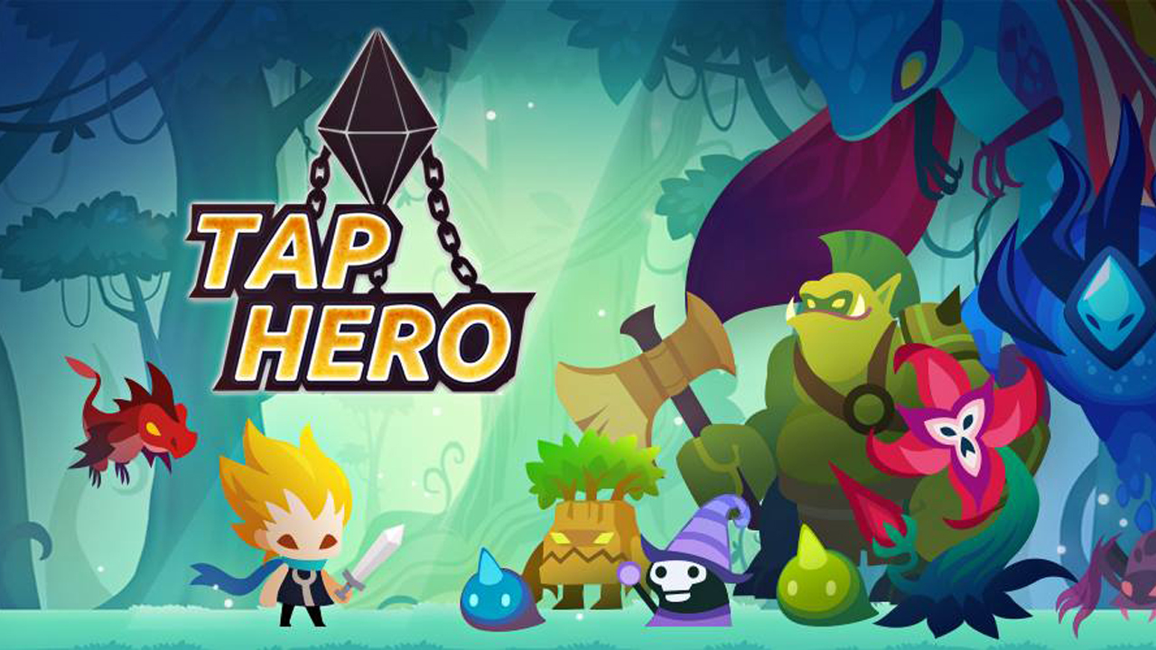 Tap Hero: War of Clicker Gameplay IOS / Android