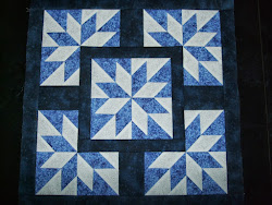 Lemoyne Star Table Runner Nov 2013