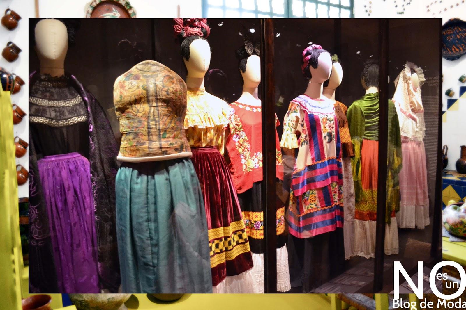 Vogue frida kahlo las apariencias enga an no es un - Estilo frida kahlo ...
