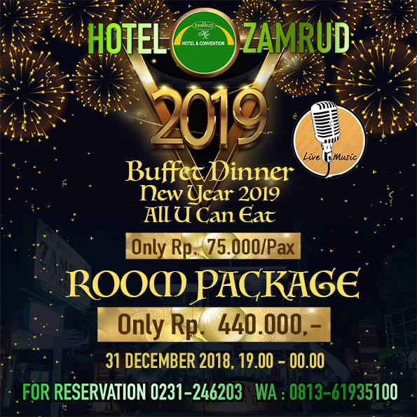New Year Eve 2019 Package