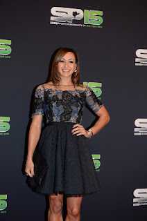 Jessica Ennis Hill – BBC Sports Personality of the Year Award in Belfast