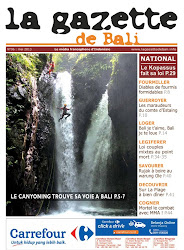 la gazette de bali mai 2013