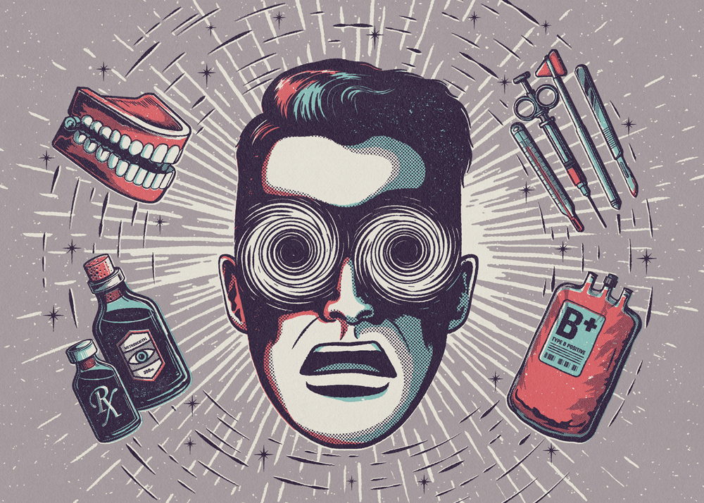 Doctor Ojiplático-Andrew Fairclough