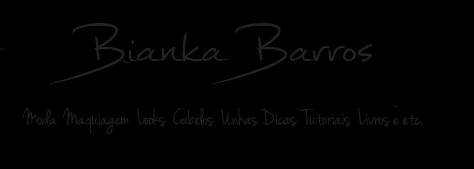 Bianka Barros - Moda Livros Decoração e etc.