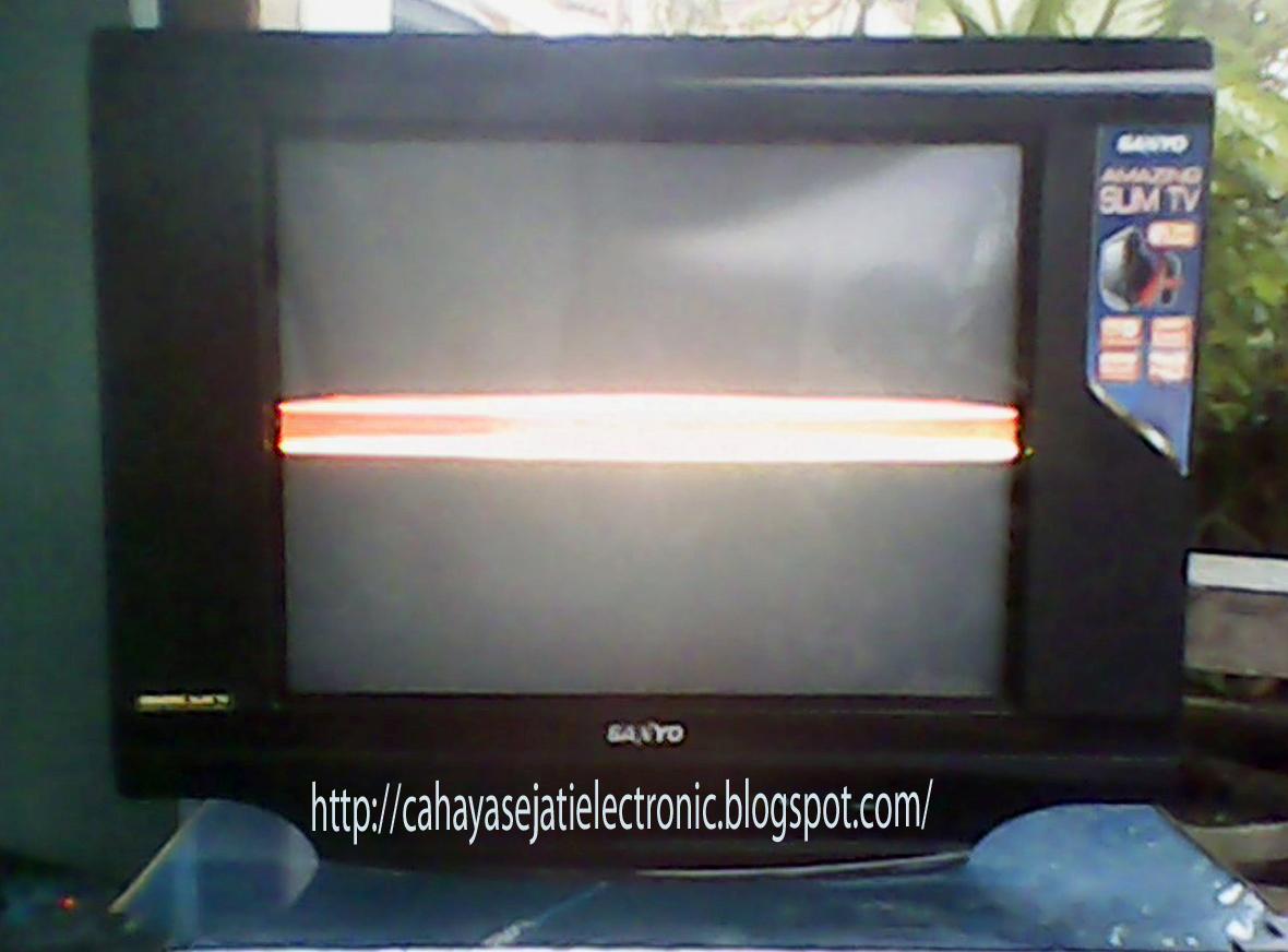 Cahaya Sejati Electronic Tv Sanyo 21slim Vertical Menyempit Circuit Diagram Using La78041 La78040