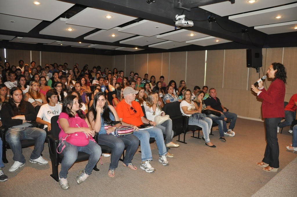 UNIFESO Teresópolis promove recepção aos novos estudantes