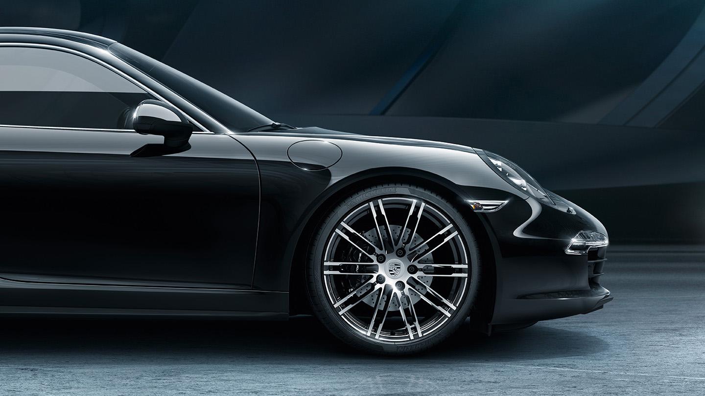 porsche 911 black edition - 911 Porsche Black